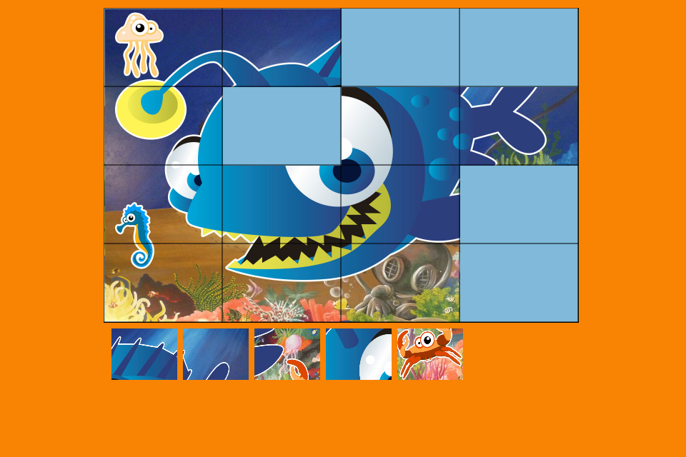 Screenshot 35 Baby Animal Puzzles Free