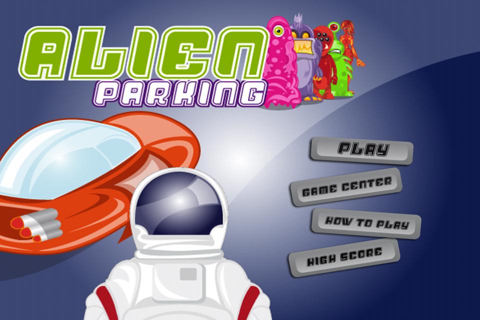 Screenshot Alien Parking