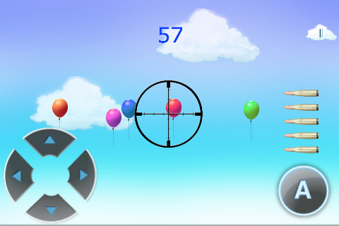 Screenshot Balloon Blast Free